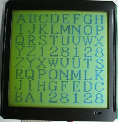 LCD Graphic 128128